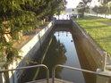 V obci Spytihněv se nachází první odbočka Baťova kanálu z řeky Moravy, kopaná podél pravého břehu řeky Moravy a také hned první plavební komora.