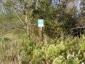 Slovenský znak před hraničním luhem je spíše formální záležitostí.