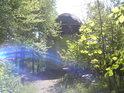 Templ, chrám přátelství, byl postaven na počátku XIX. století jako jedna z dekorativních staveb romantického krajinného areálu Lichtenštejnů. /zemí kolem něj bylo dříve přírodní rezervací Templ.