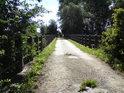 Malý silniční most v Tučapech.